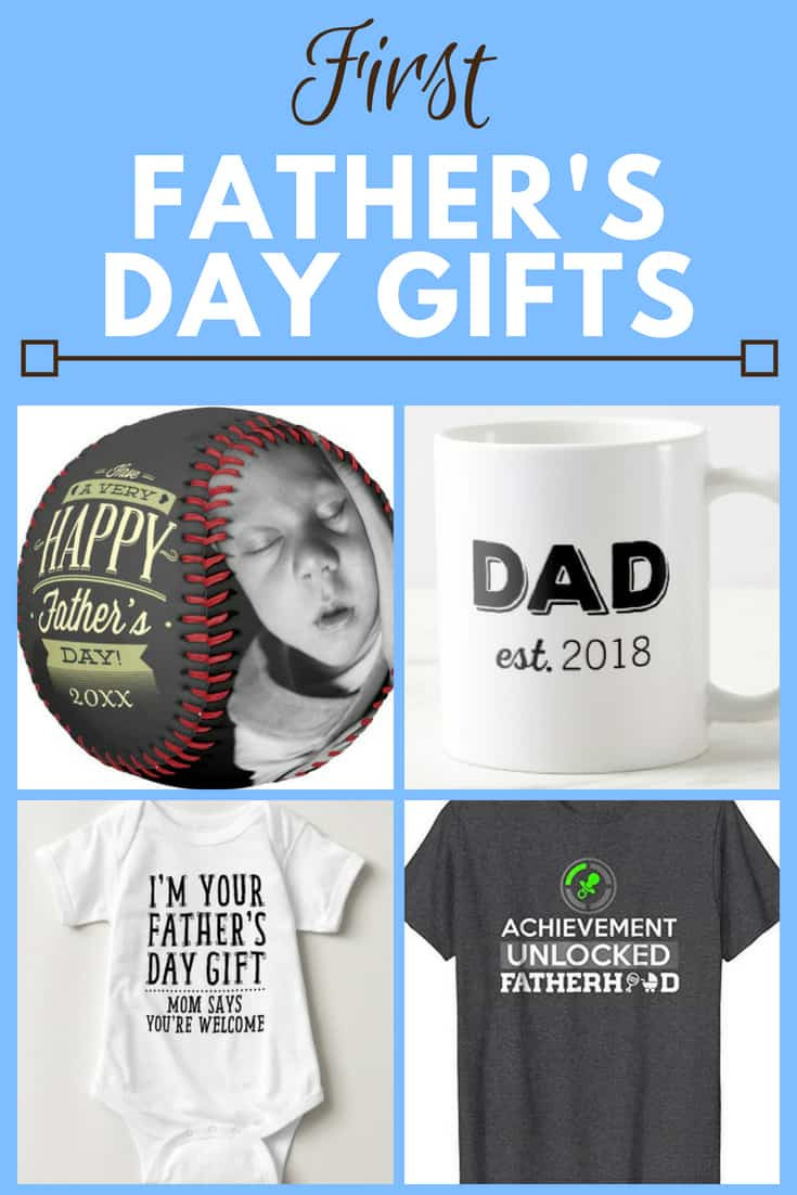1St Father'S Day Gift Ideas From Baby  First Father s Day Gifts Gift Ideas New Dads Will Love