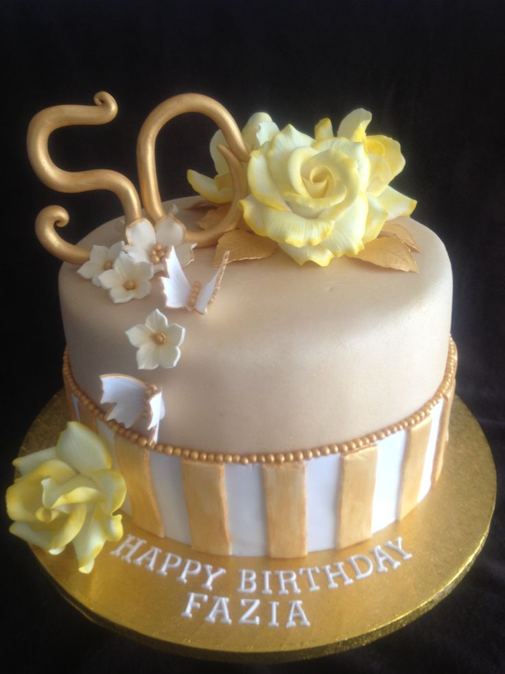50th Birthday Cake Ideas For Her  50th Birthday Cake Ideas For Women Party