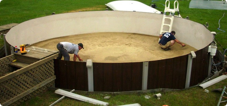 Above Ground Pool Installers  How to Handle Ground Pools Installation