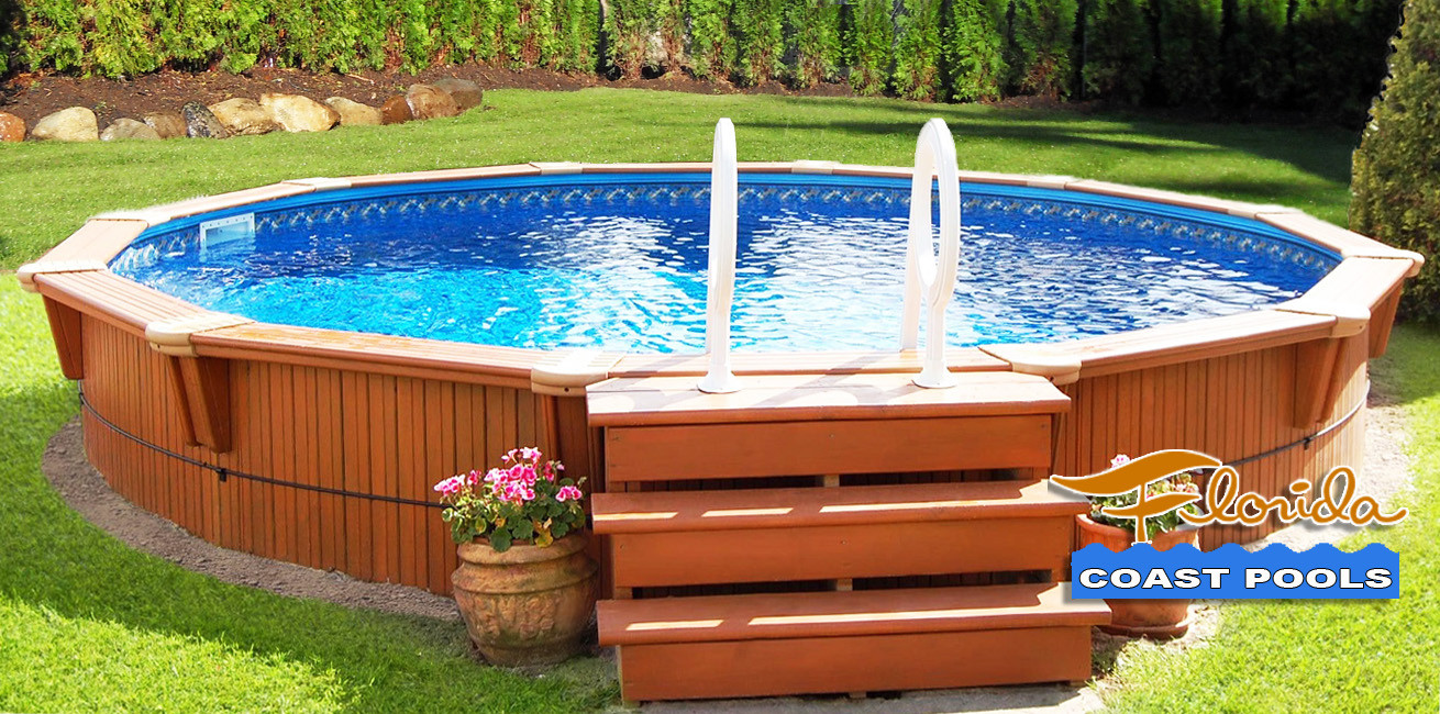 Above Ground Pool Installers  Florida Ground Pools Installed