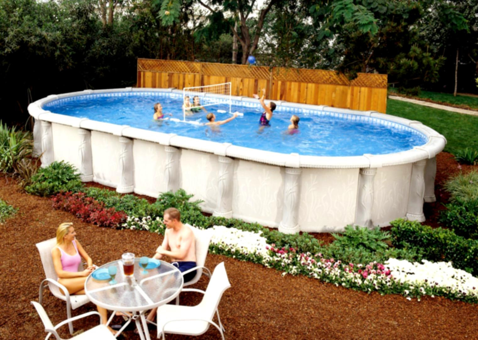Above Ground Pool Installers  above ground swimming pool installation panies