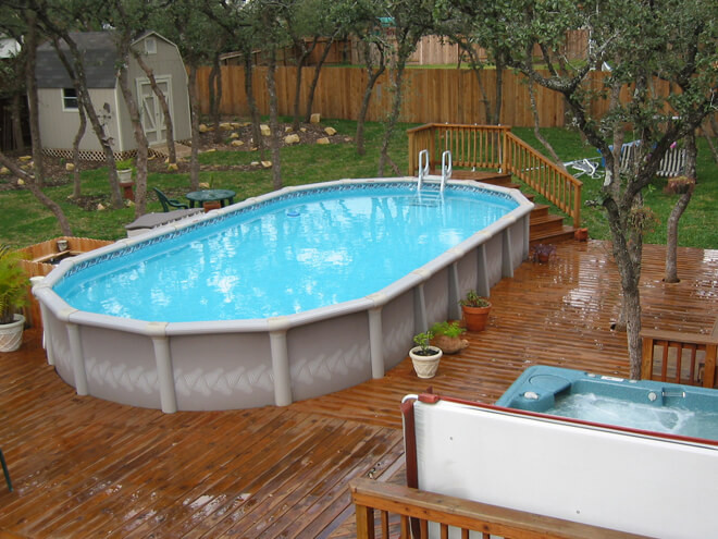 Above Ground Pool Installers  Cost of Ground Pool Installers Estimates Prices