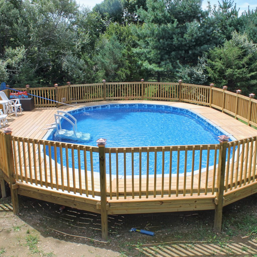 Above Ground Pool Installers  Ground Pool Installation Cost & Useful Tips
