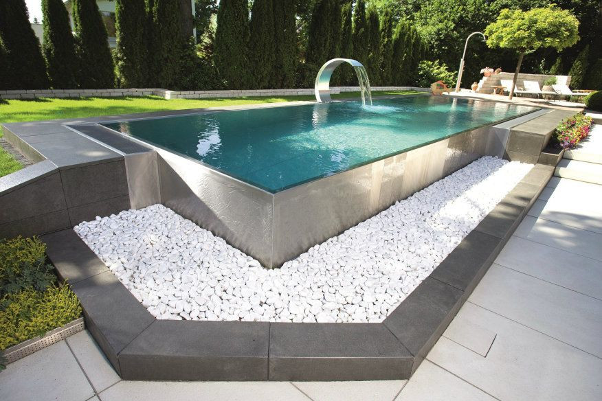 Above Ground Pool Manufacturers  European Stainless Steel Pool Manufacturer Berndorf Enters