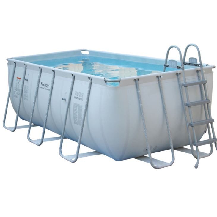Above Ground Pool Manufacturers  Ground Steel Frame Swimming Pools For Family In