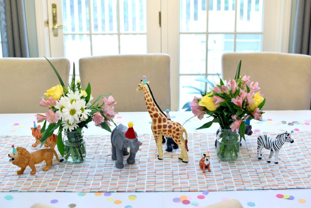 Animals For Kids Party  Party Animals take of this little ones second birthday party
