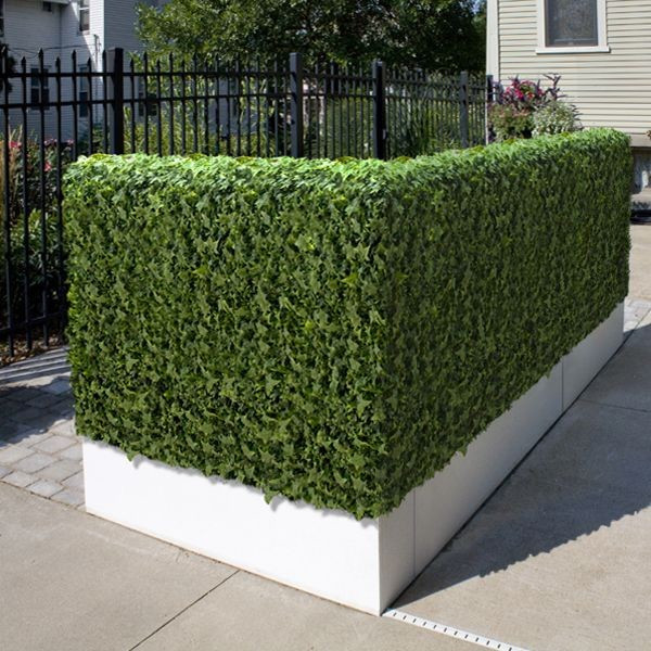 Artificial Outdoor Landscaping  Boxwoods – the evergreen landscaping product for creating