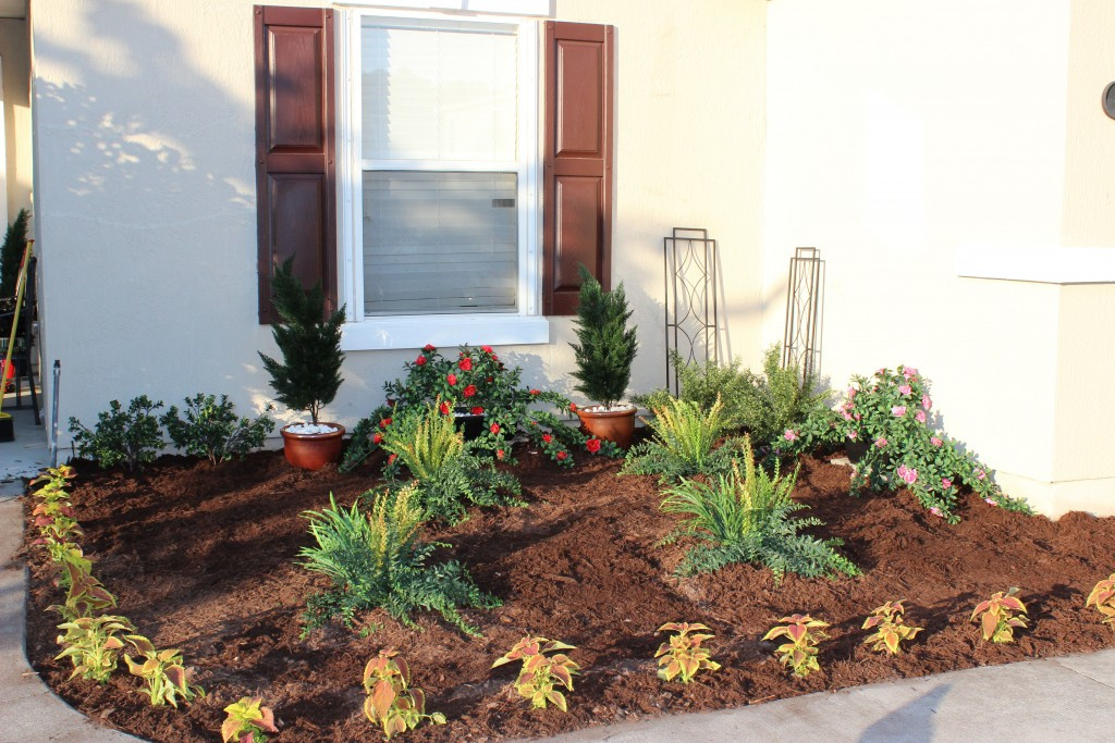 Artificial Outdoor Landscaping  5 Ways to Use Artificial Outdoor Plants in Your Landscape