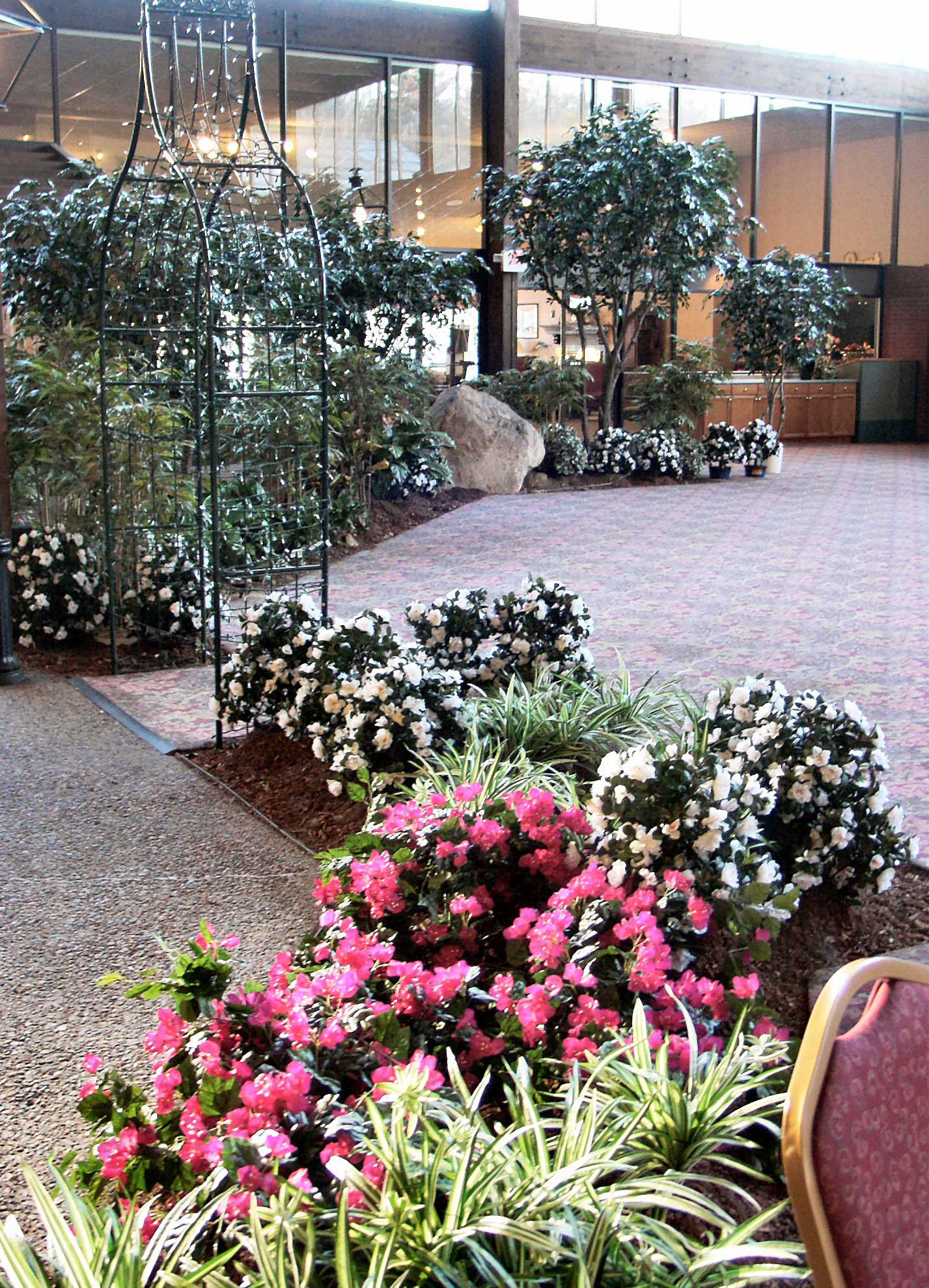 Artificial Outdoor Landscaping  Artificial Outdoor Landscape Architects Faux Plant