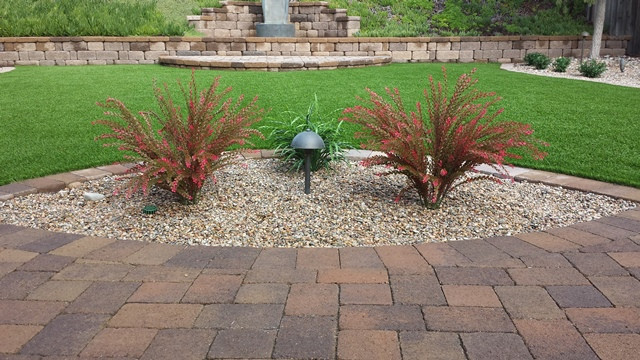 Artificial Outdoor Landscaping  Using Artificial Outdoor Plants in Your Yard