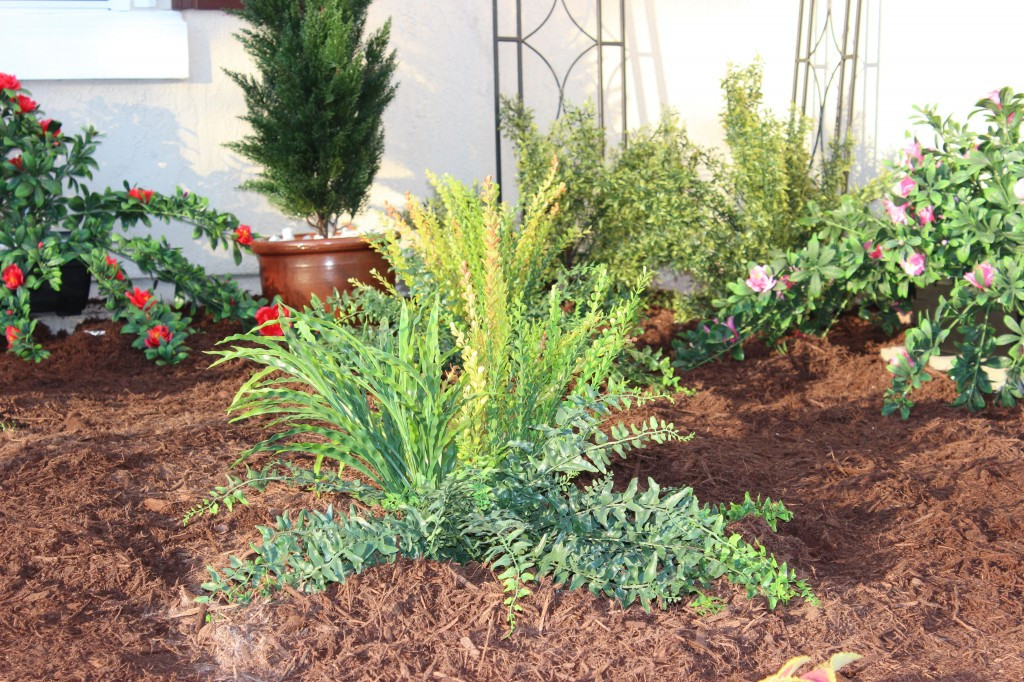 Artificial Outdoor Landscaping  Creating a Drought Proof Landscape Part 4 Incorporate