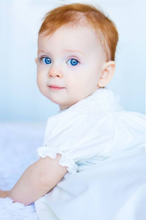 Auburn Hair Baby  The Big Question Will You Have a Redhead Baby — How to