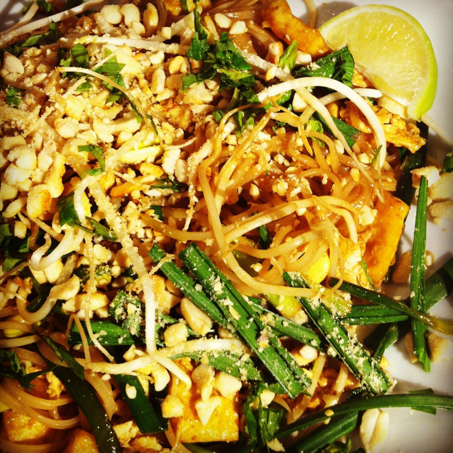 Authentic Tofu Pad Thai Recipe  301 Moved Permanently