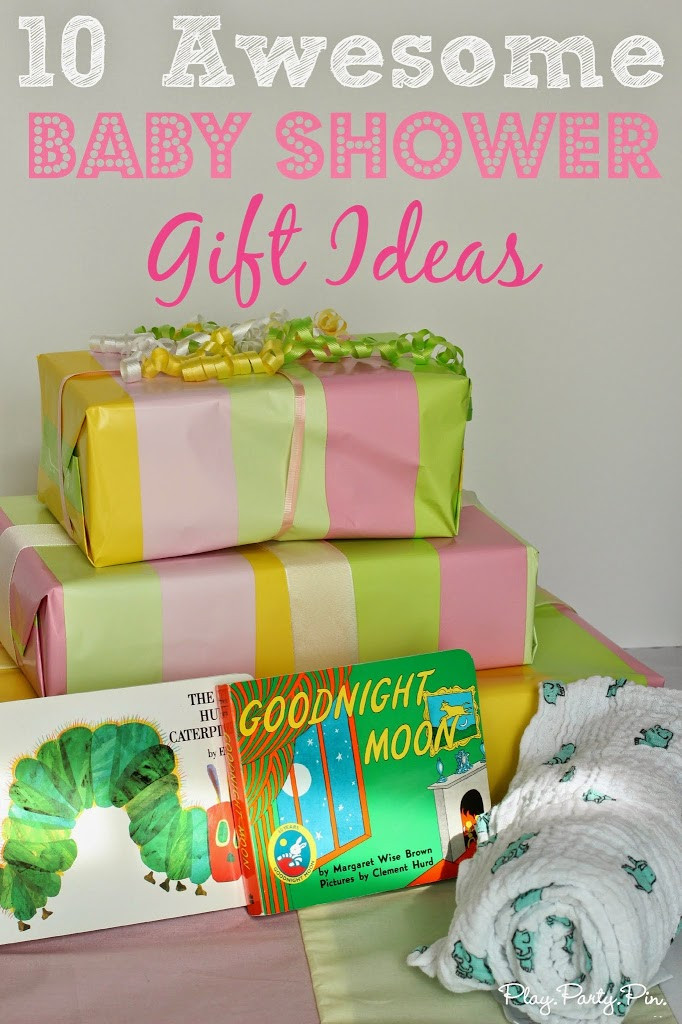 Awesome Baby Gift Ideas  10 Great Baby Shower Gift Ideas