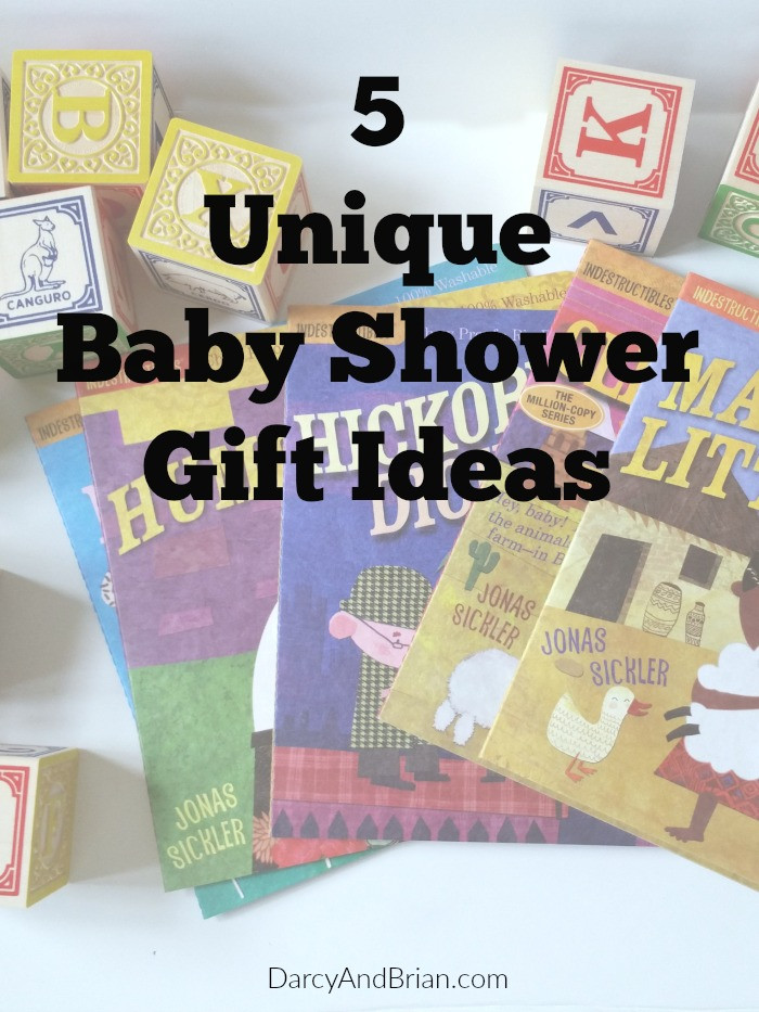 Awesome Baby Gift Ideas  5 Unique Baby Shower Gift Ideas