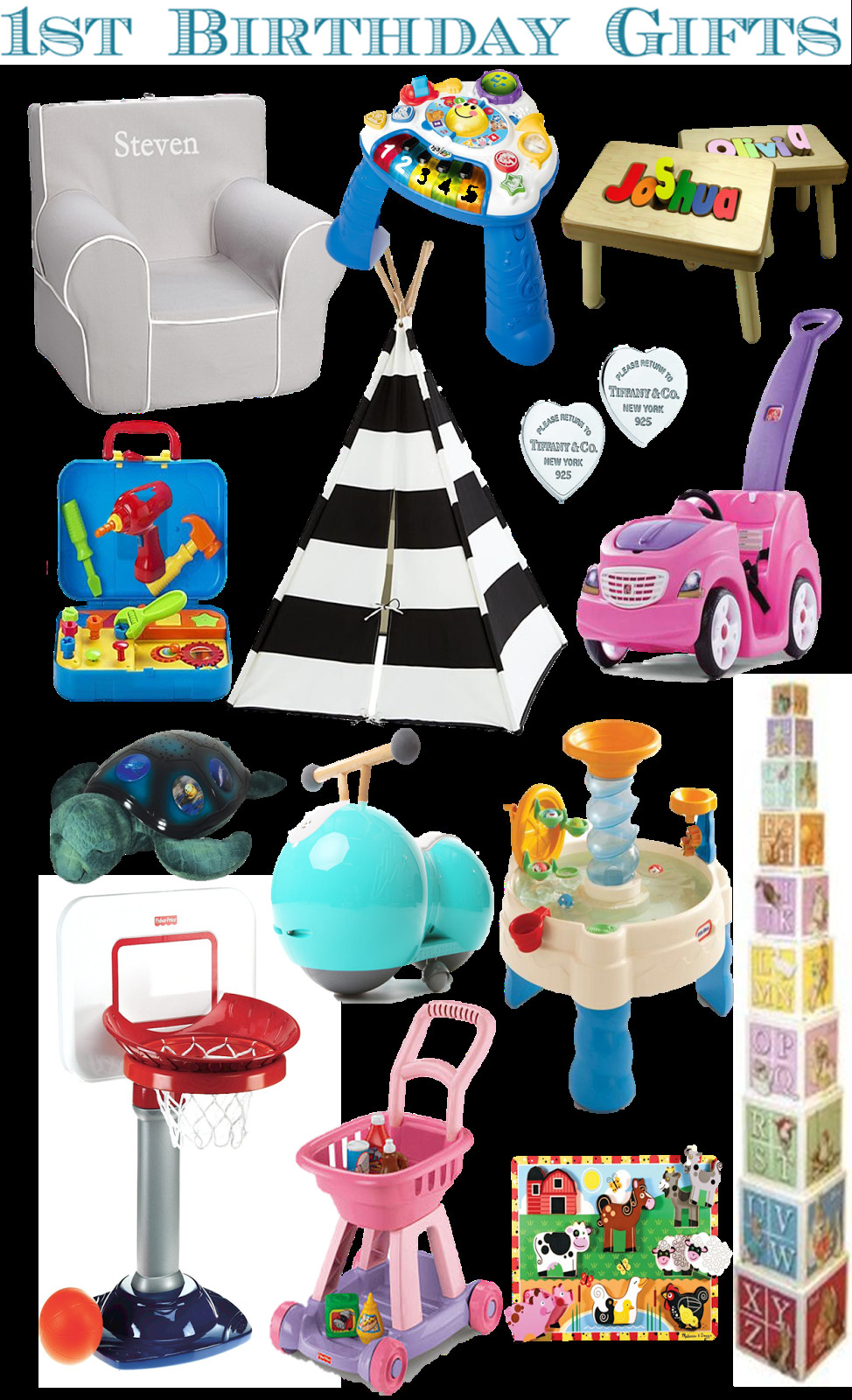 Baby Birthday Gift Ideas  rnlMusings Gift Guide 1st Birthday Gifts