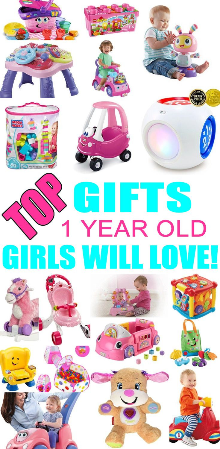 Baby Birthday Gift Ideas  Best Gifts for 1 Year Old Girls