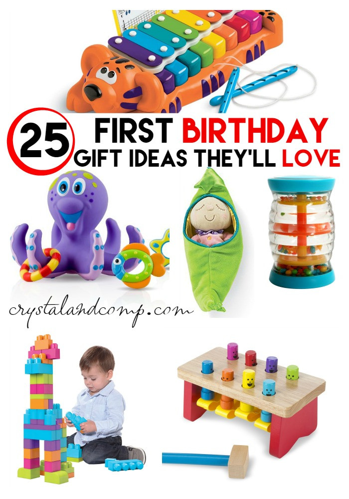 Baby Birthday Gift Ideas  First Birthday Party Gift Ideas