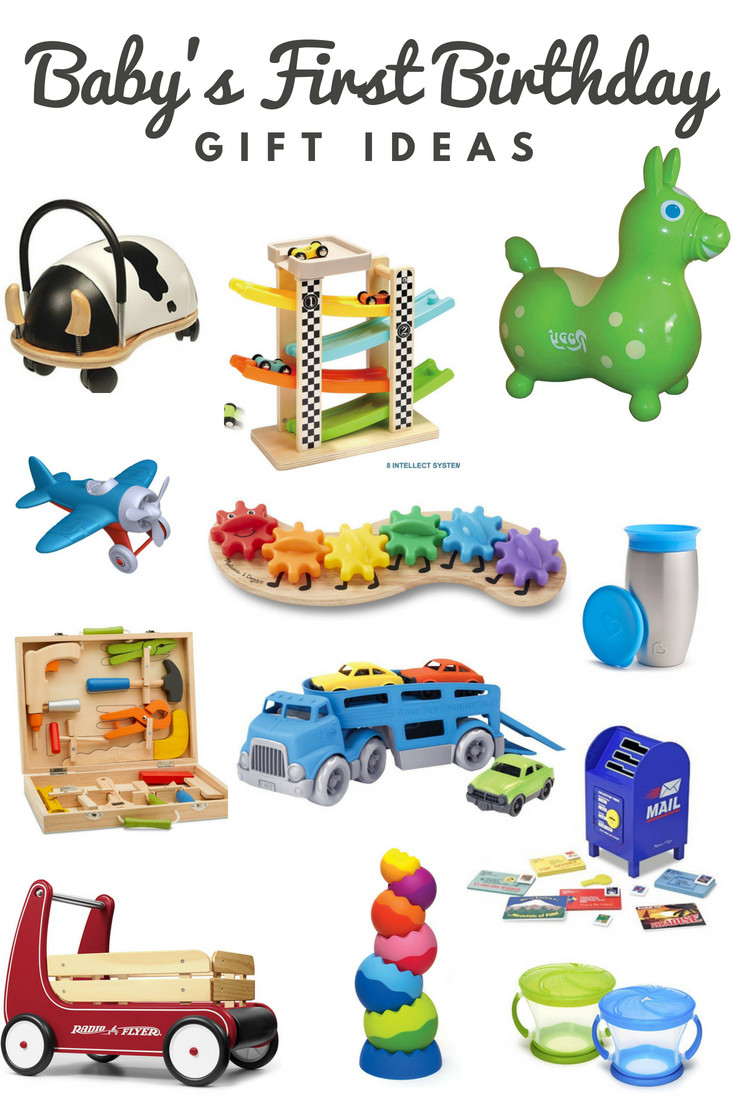 Baby Birthday Gift Ideas  Baby s First Birthday Gift Ideas A Life