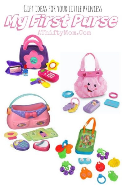 Baby Birthday Gift Ideas  My First Purse Baby Girl Toddler t ideas for little