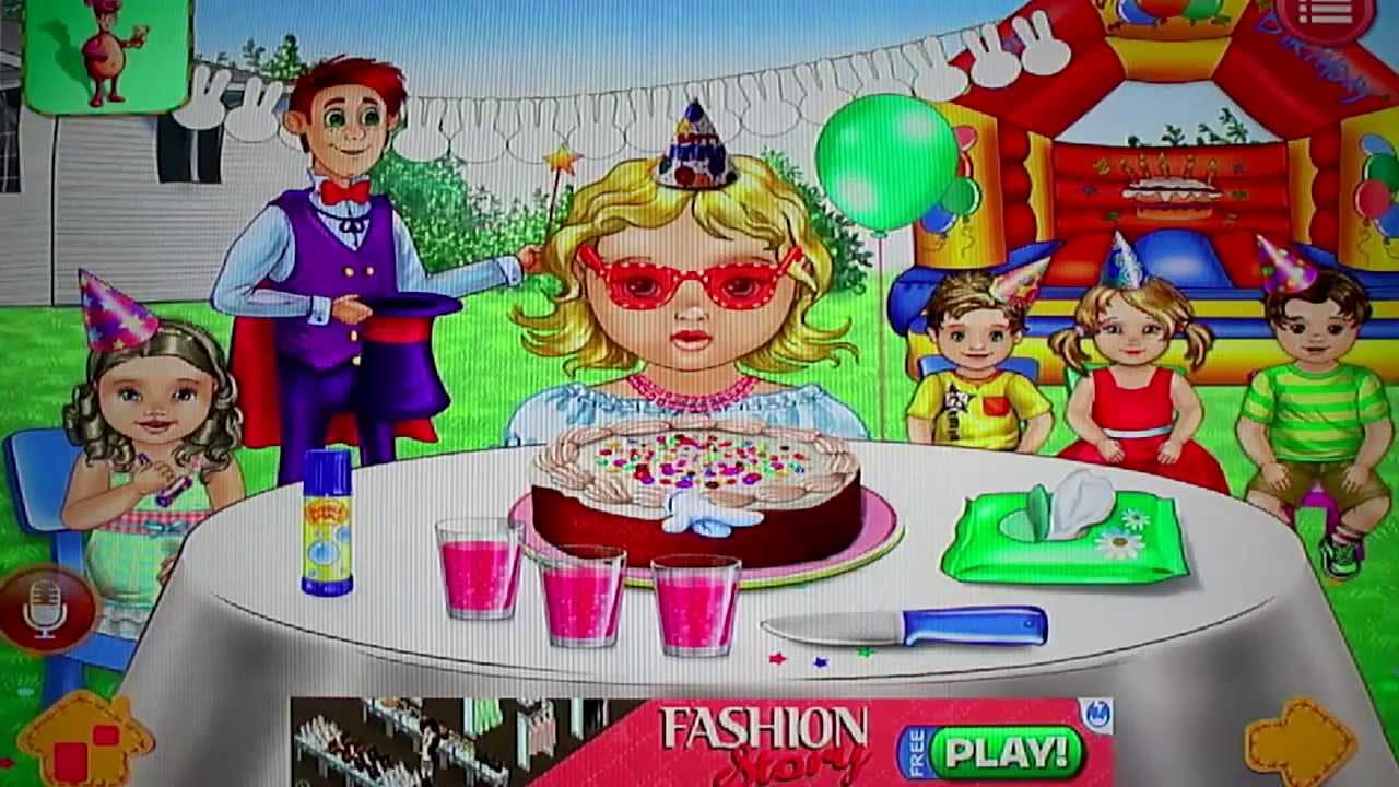Baby Birthday Party Planner  Baby Birthday Party Planner Android Gameplay