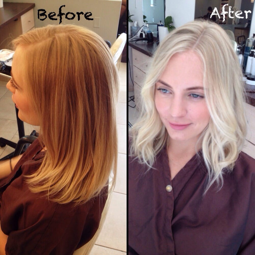 Baby Blonde Hair  Full head of baby fine highlights for baby blonde colored