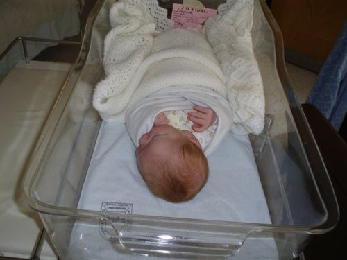 Baby Born With Red Hair Will It Change  Any red headed born babies change hair color BabyCenter