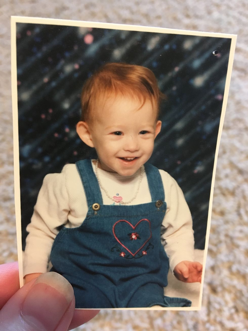 Baby Born With Red Hair Will It Change  What It s Like Growing Up With Red Hair And Freckles