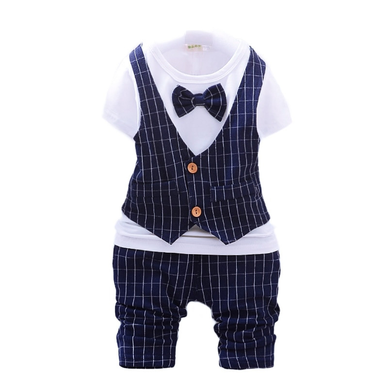 Baby Boy Party Clothes  Formal suit for baby little boy Evening Wedding birthday