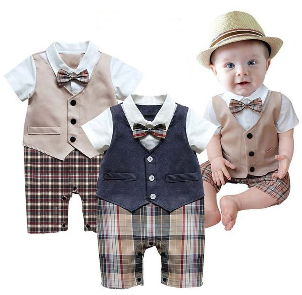 Baby Boy Party Clothes  Baby Boy Wedding Christening Formal Party Tuxedo Suit