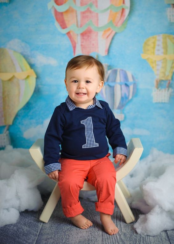 Baby Boy Party Clothes  Adorable First Birthday Boy Outfits BabyCare Mag