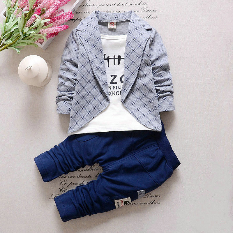 Baby Boy Party Clothes  Hot 2PC Toddler Baby Boys Clothes Outfit Boy Kids Wedding