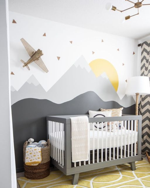 Baby Boy Room Wall Decoration  496 best Interior Design KIDS ROOMS images on Pinterest
