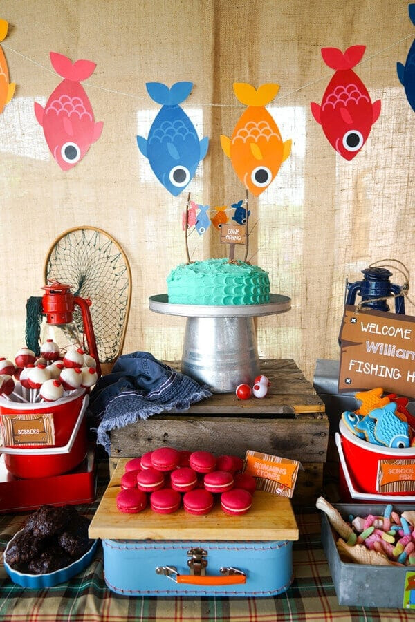 Baby Boy Themed Party  13 Birthday Themes for Boys Spaceships and Laser Beams