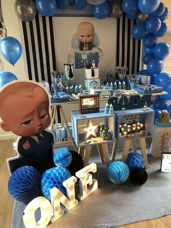 Baby Boy Themed Party  10 Birthday Themes For Boys That Are Absolutely LIT BigFday