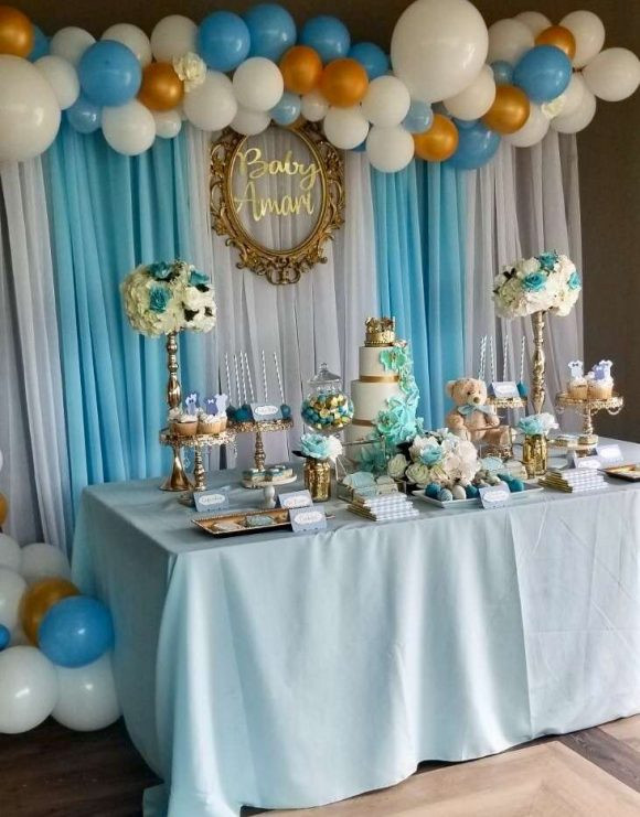Baby Boy Themed Party  The 12 Most Popular Baby Shower Themes for Boys