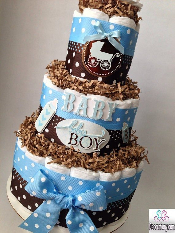Baby Cake Decorations Ideas  13 Easy cake decorating ideas for baby shower Decoration Y