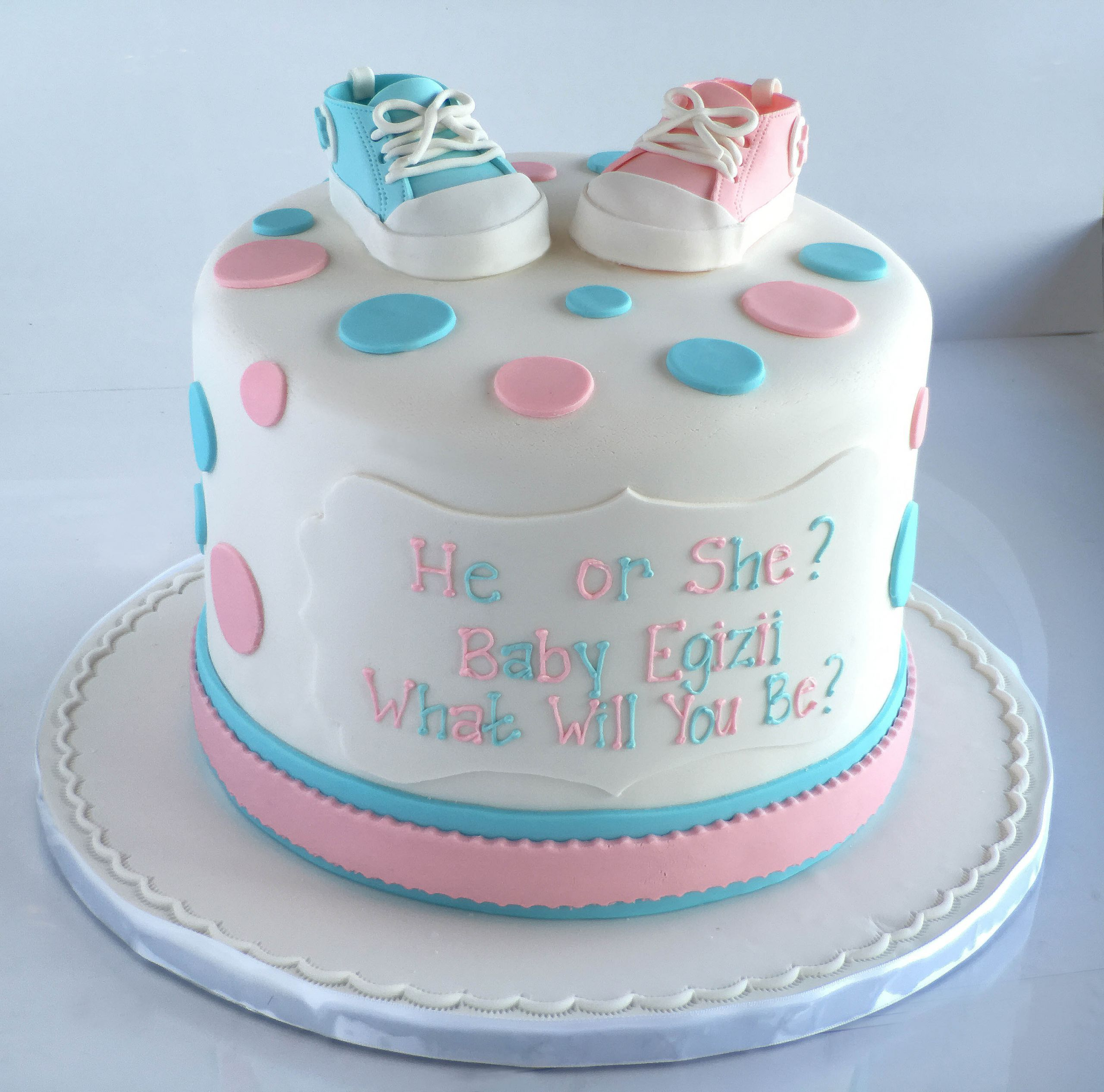 Baby Cake Decorations Ideas  Baby Shower Cake Happy Party Event Rentals