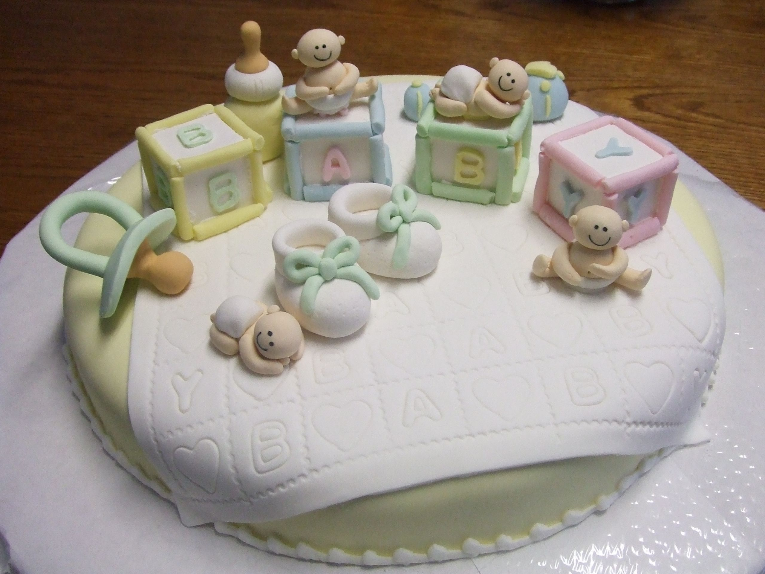Baby Cake Decorations Ideas  Cake – An Important Element of Different Occasions