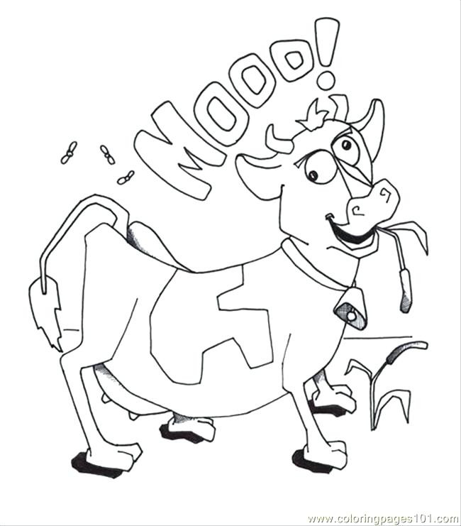Baby Cow Coloring Pages  Baby Cow Coloring Pages at GetColorings