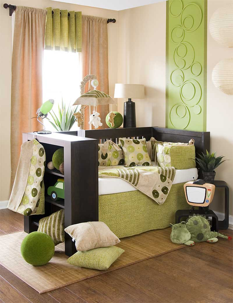 Baby Crib Decor  Baby Bedding Sets and Ideas