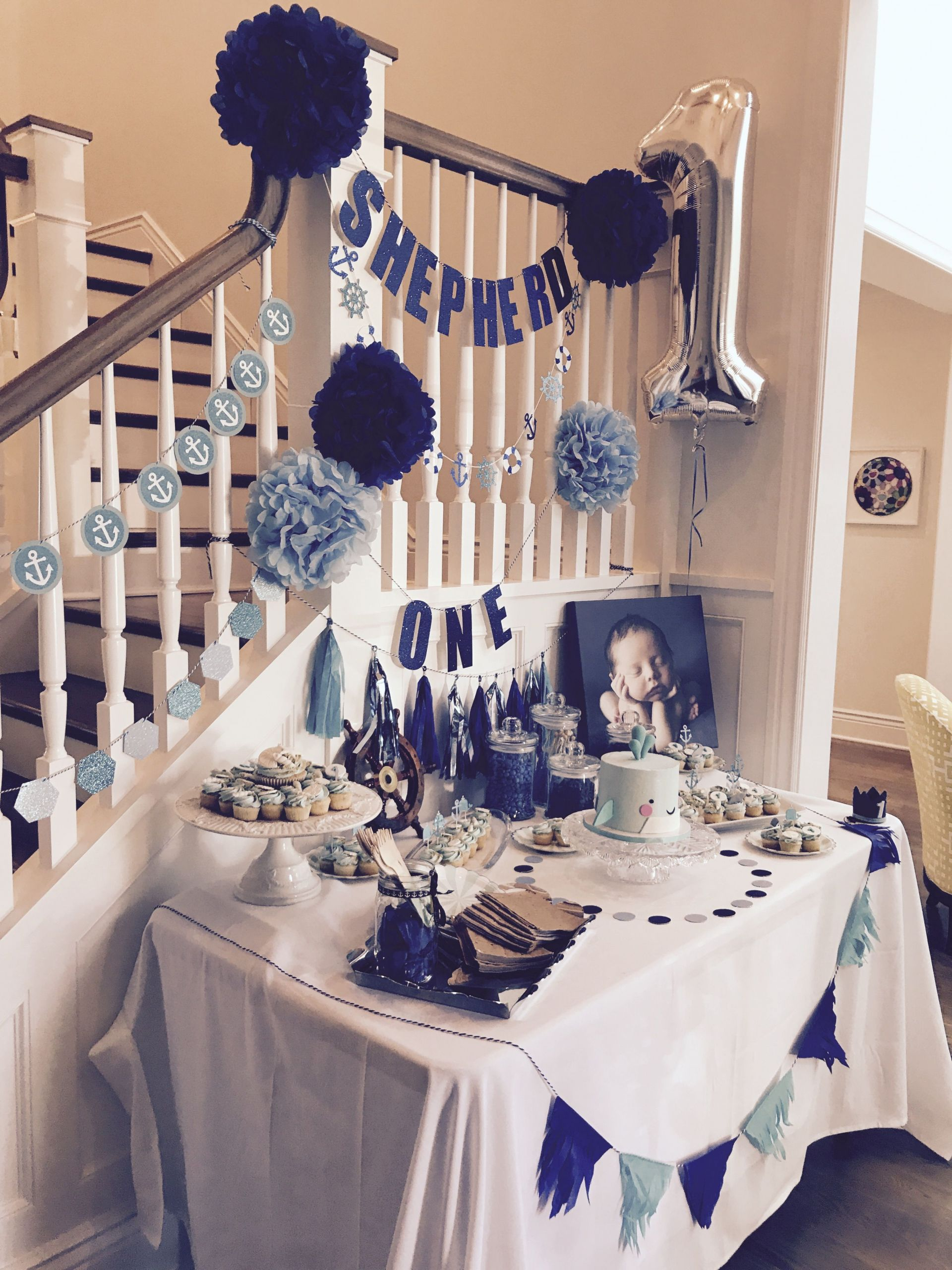 Baby First Party Ideas  Pin on Aidens First Birthday