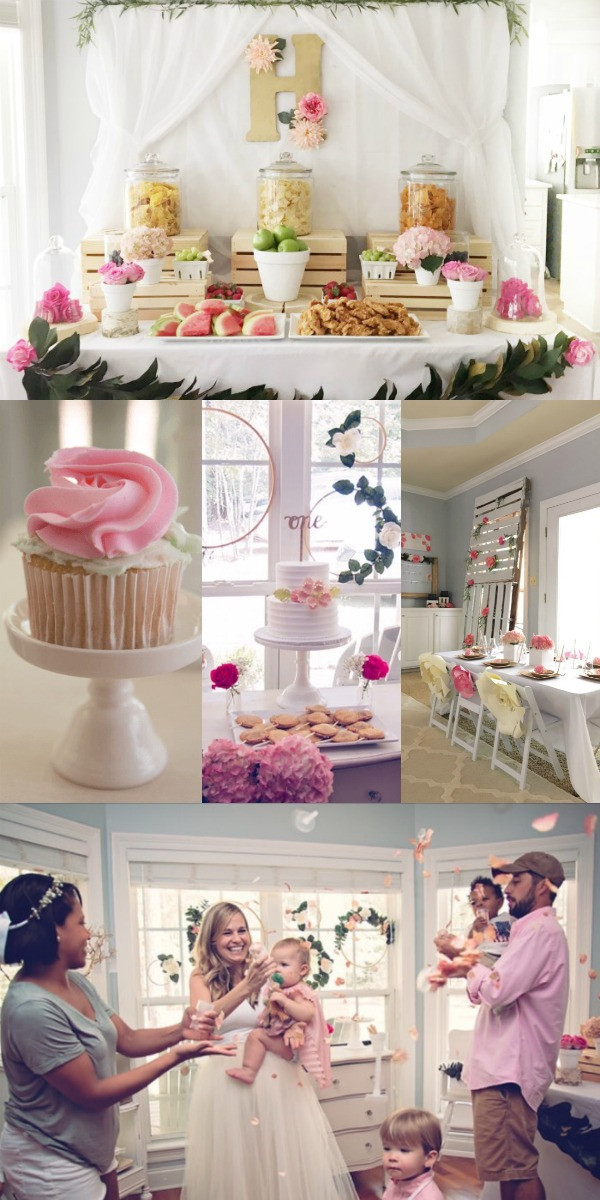 Baby First Party Ideas  30 Adorable First Birthday Party Ideas New Moms Should Try