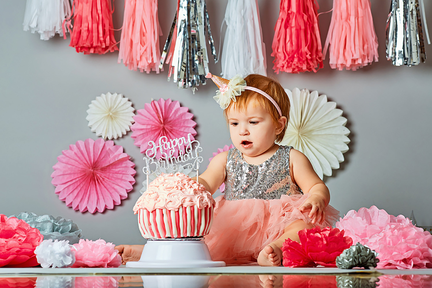 Baby Girls 1St Birthday Party Supplies  Baby s 1st Birthday Gifts & Party Ideas for Boys & Girls