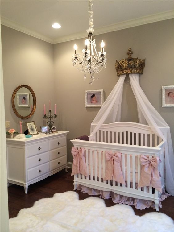 Baby Girls Bedroom Decor  33 Most Adorable Nursery Ideas for Your Baby Girl