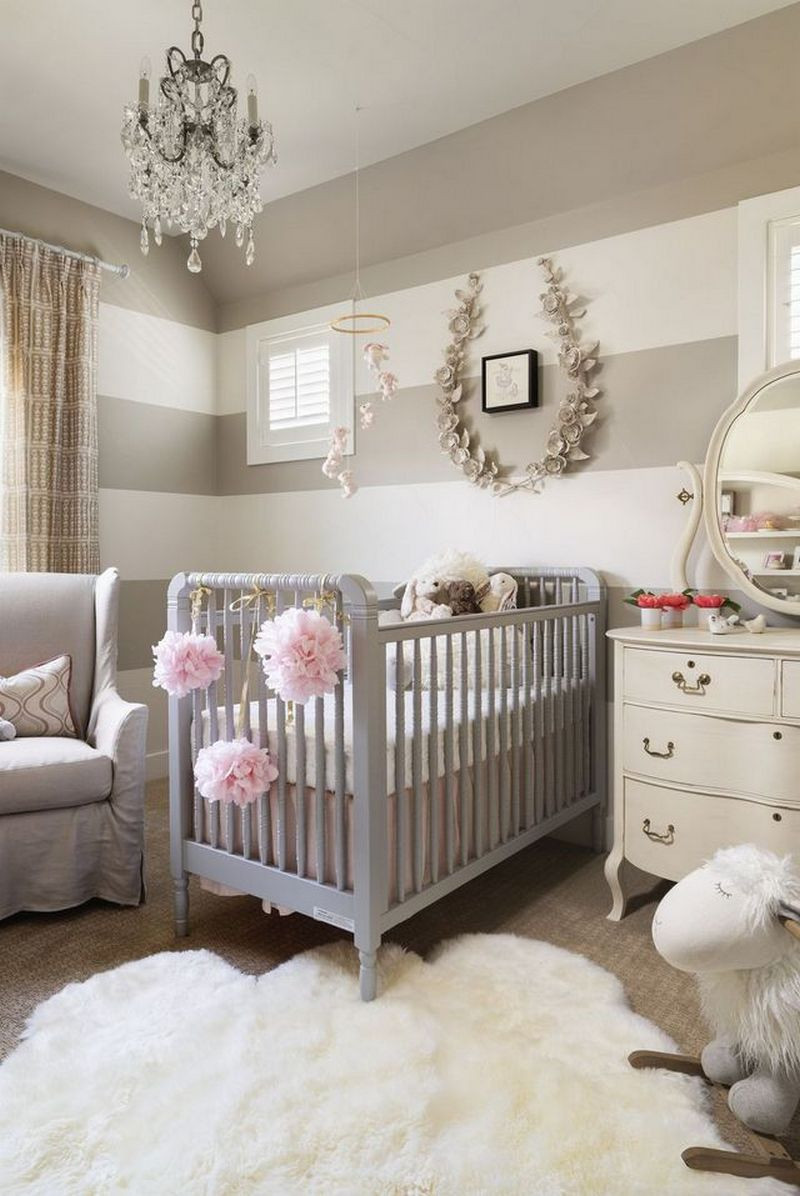 Baby Girls Bedroom Decor  9 Baby Nursery Room Ideas to Steal ASAP Covet Edition