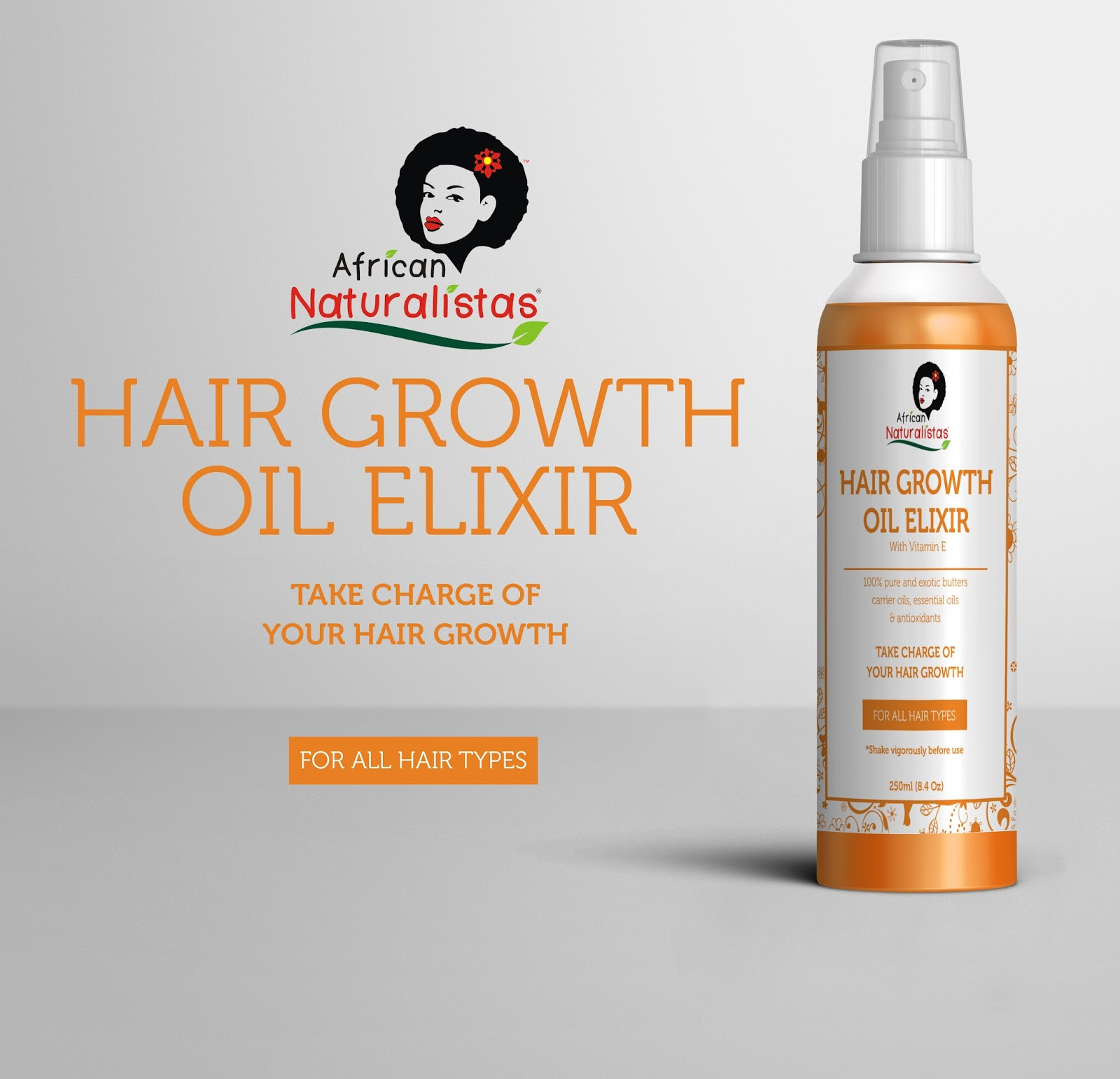 Baby Hair Growth Oil  We have a new baby Ati a s World