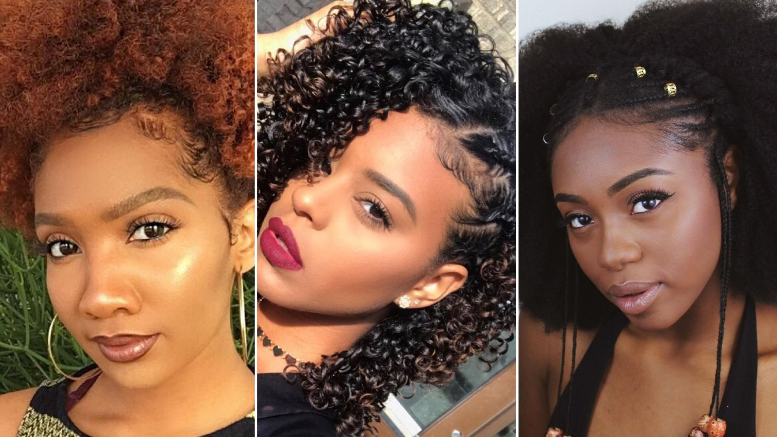 Baby Hair Hairline  How to Style Baby Hair 15 Styling Tips for Your Edges