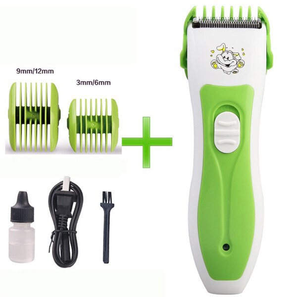 Baby Hair Trimmer  Rechargeable Baby Hair Trimmer Mute Design Hair Clipper