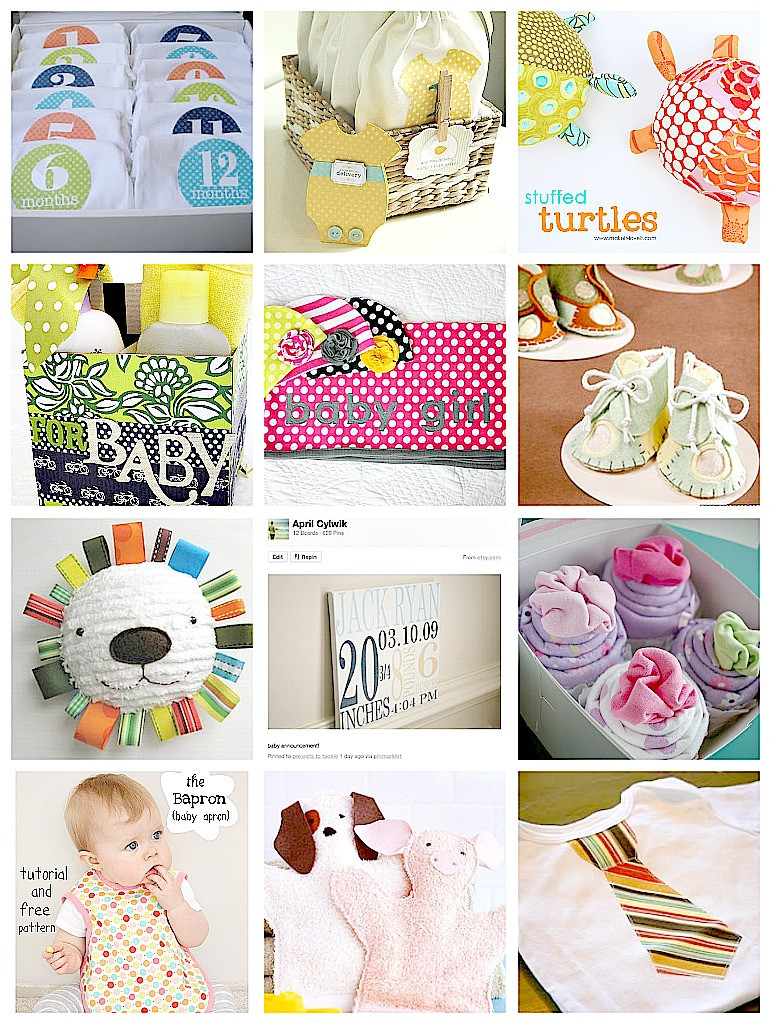 Baby Photo Gift Ideas  12 DIY Baby Shower Gift Ideas and My Hardest Pregnancy